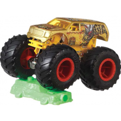Hot Wheels Monster Truck FYJ44 GBT48 autko pojazd 4-Wheel Hive